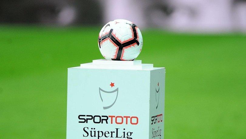 Süper Lig puan durumu 30 Kasım! Spor Toto Süper Lig 10. hafta maç sonuçları ve TFF puan durumu