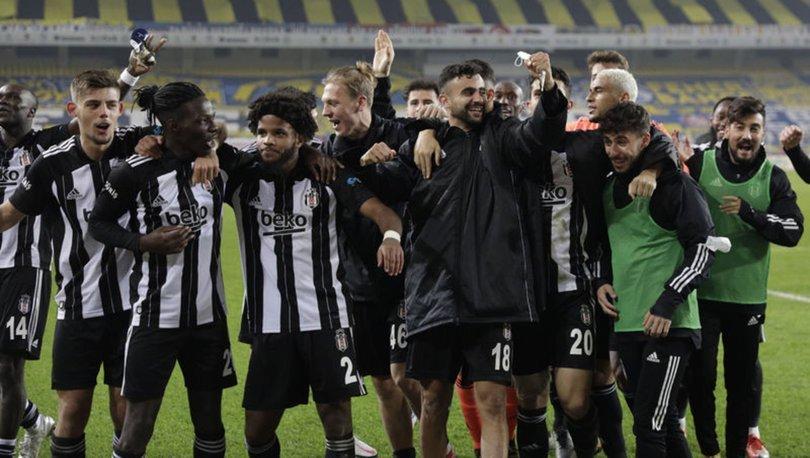Beşiktaş'ta tarihi galibiyetin sırrı inanç, disiplin ve organizasyon