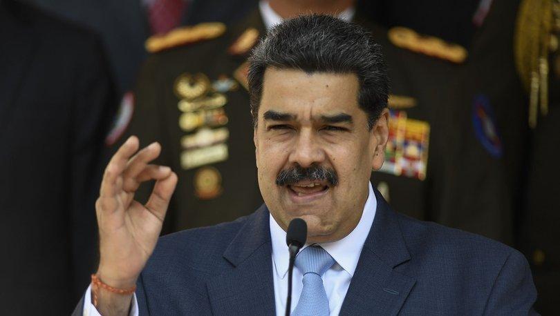 Son dakika: Venezuela Devlet Başkanı Nicolas Maduro şaşırttı: Canlı yayında numarasını paylaştı! - Haberler
