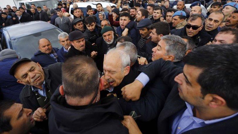 Son dakika: CHP lideri Kılıçdaroğlu'na Çubuk saldırısı davası başladı - Haberler