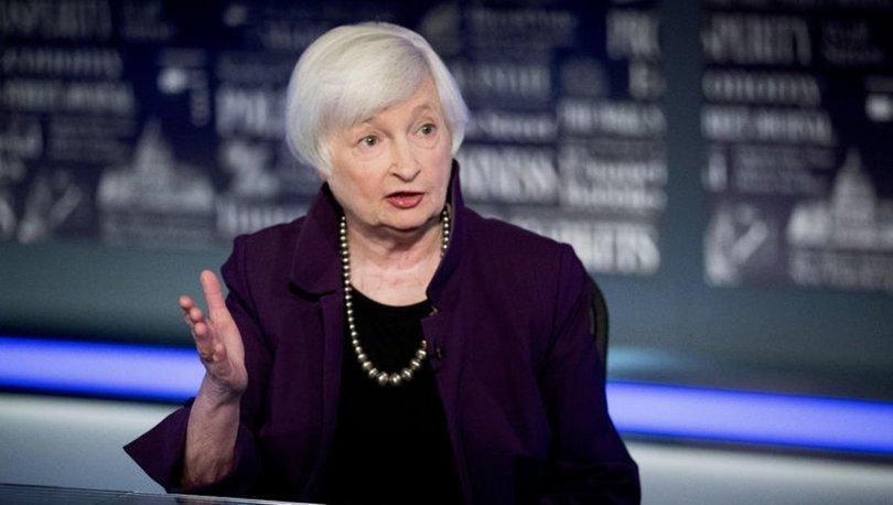 Biden ABD Hazine Bakanlığı'na eski Fed Başkanı Yellen'ı seçtiğini açıkladı