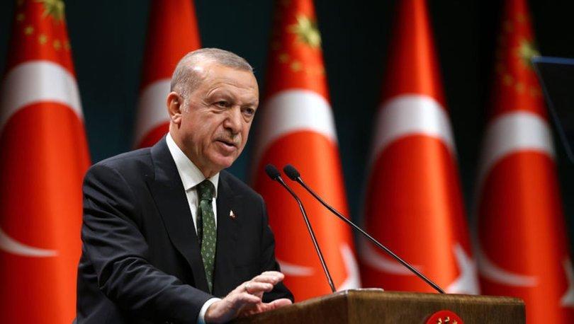 Son dakika haberleri: Kabine toplantısında yeni tedbirler masada! Erdoğan ne zaman, kaçta açıklama yapacak?