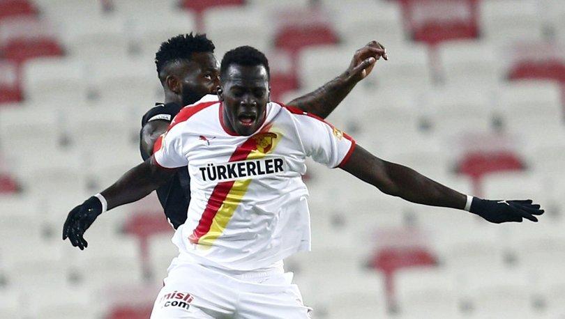 Sivasspor: 0 - Göztepe: 1 (MAÇ SONUCU)