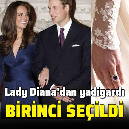 Lady Diana'dan yadigardı... Birinci seçildi