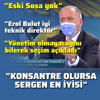 """""""Konsantre olursa Türkiye'nin en iyisi"""""""