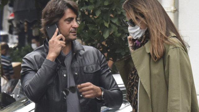 Edvina Sponza-İbrahim Kutluay aşkı yeniden - Magazin haberleri