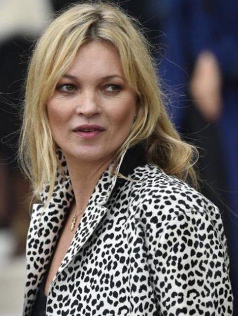 Kate Moss'dan 28 yıl sonra aynı poz - Magazin haberleri