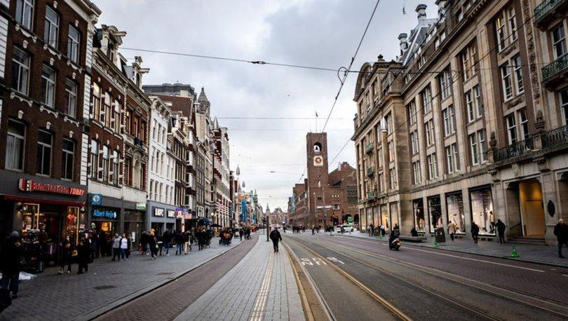 Hollanda'da kapalı alanlarda maske takma zorunluluğu bugün başlıyor