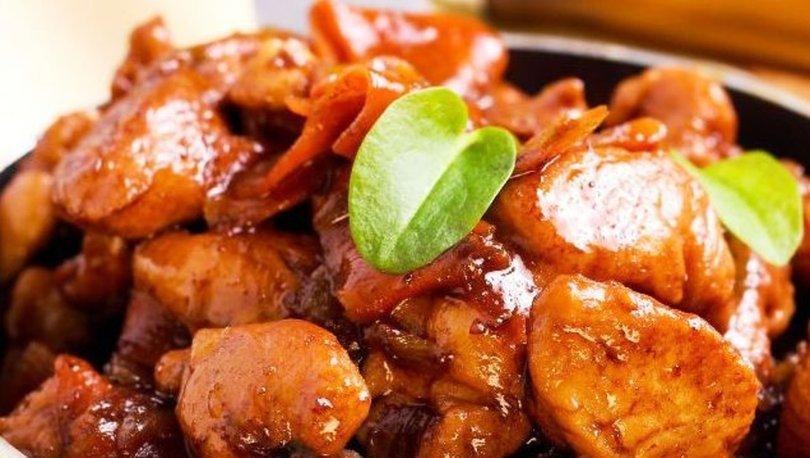 Bademli kaymaklı tavuk yahnisi tarifi, nasıl yapılır?