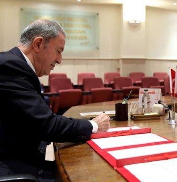 Karabağ'da ateşkesi denetlemek için Türk-Rus mutabakatı imzalandı!