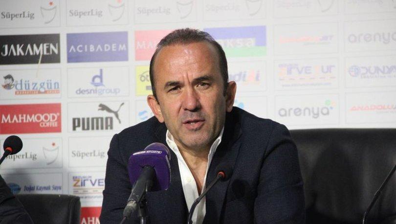 Süper Lig ve TFF 1. Lig'de 39 takımdan 15'i teknik direktör değiştirdi