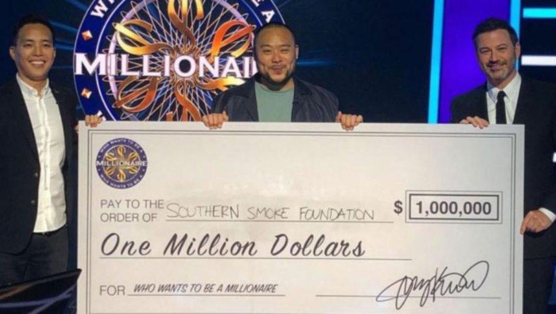 Ünlü restoratör yarışmadan 1 milyon dolar kazandı