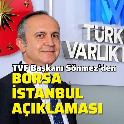TVF'den Borsa İstanbul açıklaması