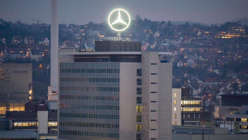Daimler'den 'pandemi' ikramiyesi