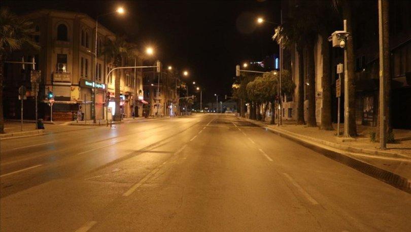 Bu akşam yasak var mı? 1 Aralık Pazartesi bu gece sokağa çıkma yasağı ne zaman, saat kaçta başlıyor?