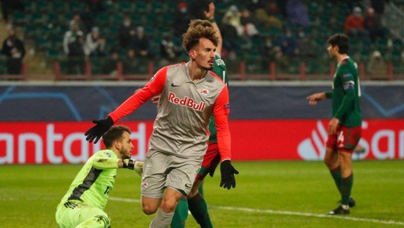 Lokomotiv Moskova: 1 - Salzburg: 3 MAÇ SONUCU