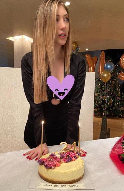 Mehmet Ali Erbil'den kızı Yasmin Erbil'e doğum günü paylaşımı - Magazin haberleri