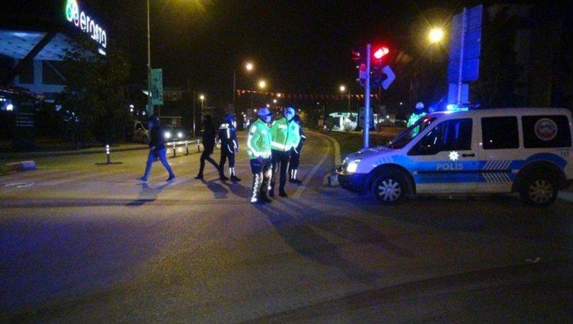 Kısıtlamaya 10 dakika kala yardım isteyen öğrencileri, evlerine polis bıraktı