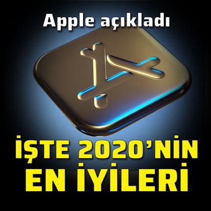 Apple açıkladı: İşte 2020'nin en iyileri