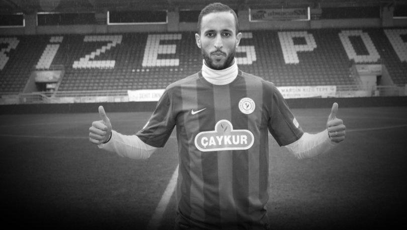 Son dakika: Eski Çaykur Rizespor futbolcusu Mohamed Abarhoun vefat etti - Haberler