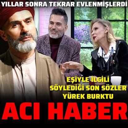 Yaşar Alptekin'in eşi hayatını kaybetti