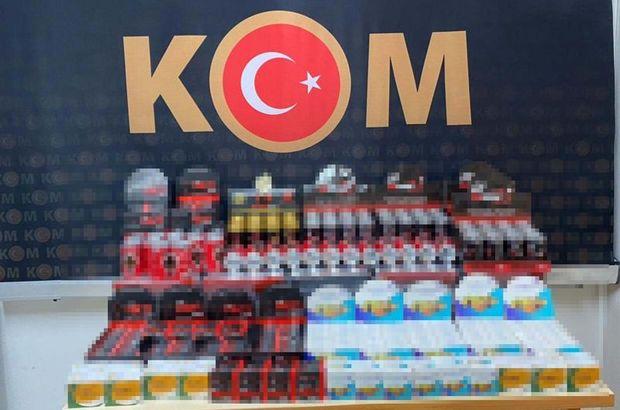 İzmir'de cinsel içerikli ürün operasyonu