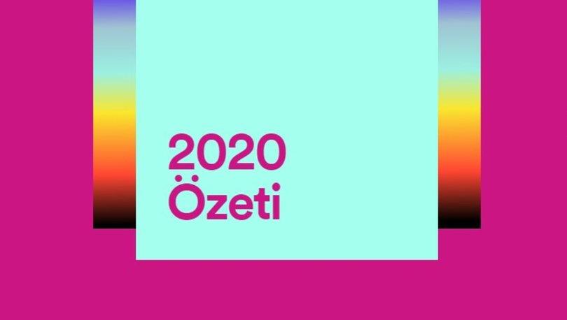 Spotify 2020 Özetin nasıl bakılır? Spotify Wrapped nedir? 2020 Spotify en çok dinlediğim şarkılar listesi