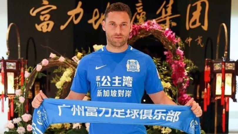 Tosic, Çin'den ayrıldı!