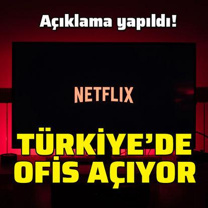 Türkiye'de ofis açıyor