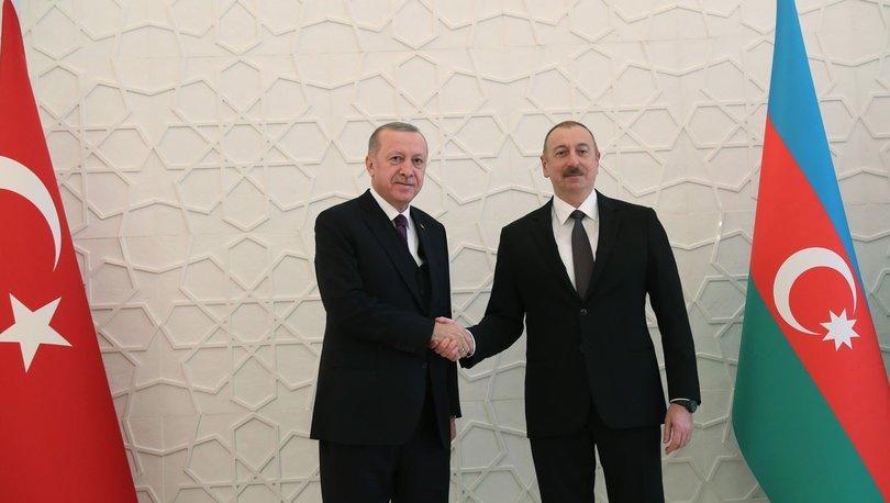 Son dakika: Cumhurbaşkanı Erdoğan Karabağ zaferi için Azerbaycan'a gidecek!