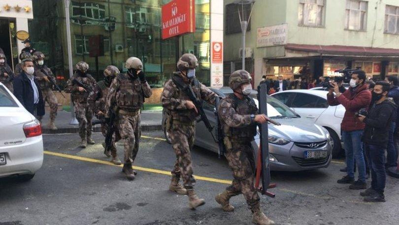 Son dakika: Kahramanmaraş'ta polise saldırı! 1 polis şehit oldu!