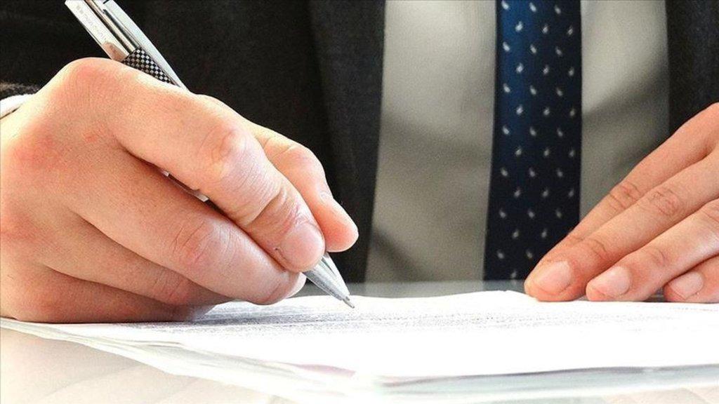 İşverene boş senet imzalarken dikkat!
