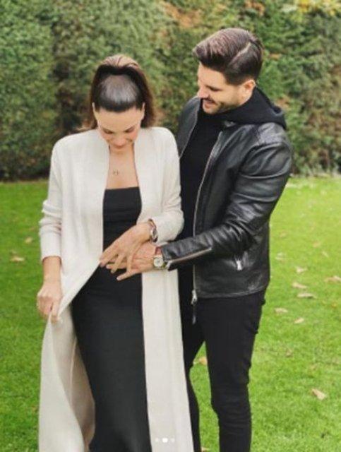 Tolgahan Sayışman: Bebeğimiz kız olursa Almeda Abazi... - Magazin haberleri