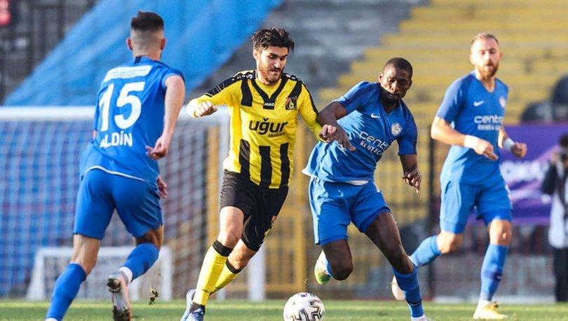 Tuzlaspor: 2 – İstanbulspor: 0