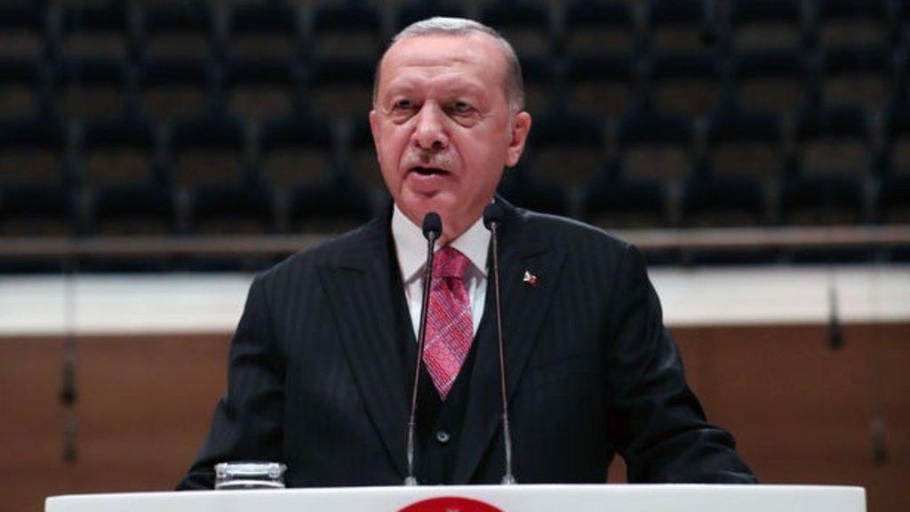 Cumhurbaşkanı Erdoğan'dan muhalefete Katar yanıtı
