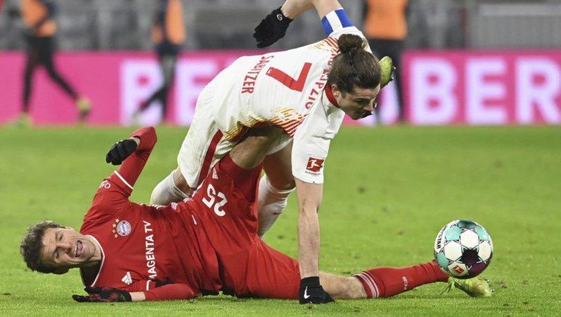 Bayern Münih: 3 - RB Leipzig: 3 | MAÇ SONUCU