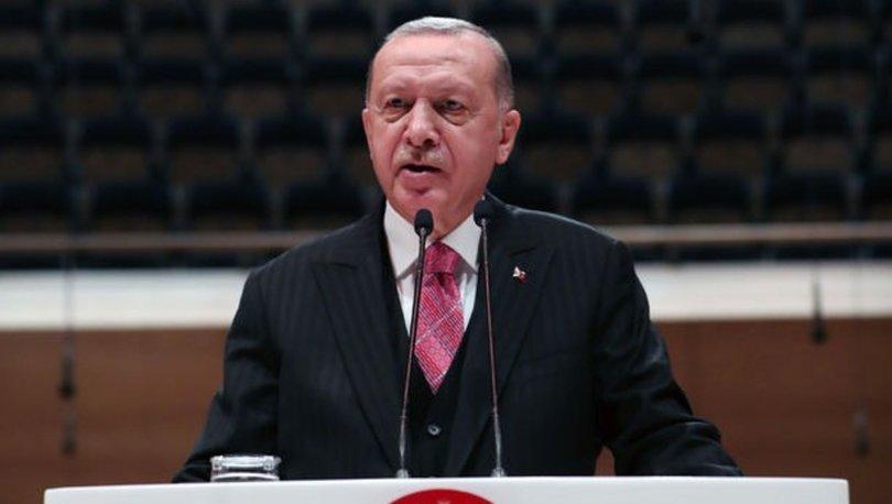 Son dakika haberler: Cumhurbaşkanı Erdoğan'dan