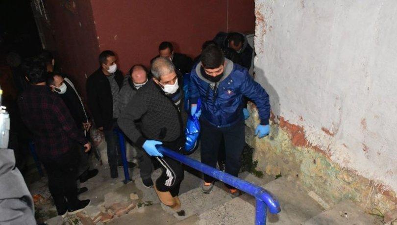 Son dakika! KORKUNÇ! İzmir'de halıya sarılı kadın cesedi bulundu! Kocası cinayeti itiraf etti - Haber