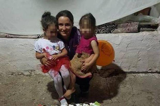 İki çocuk annesi bıçakla katledildi