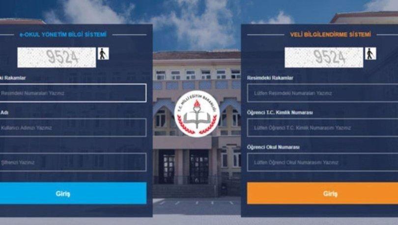 E-okul VBS giriş sayfası! e okul veli bilgilendirme sistemi nasıl açılıyor?