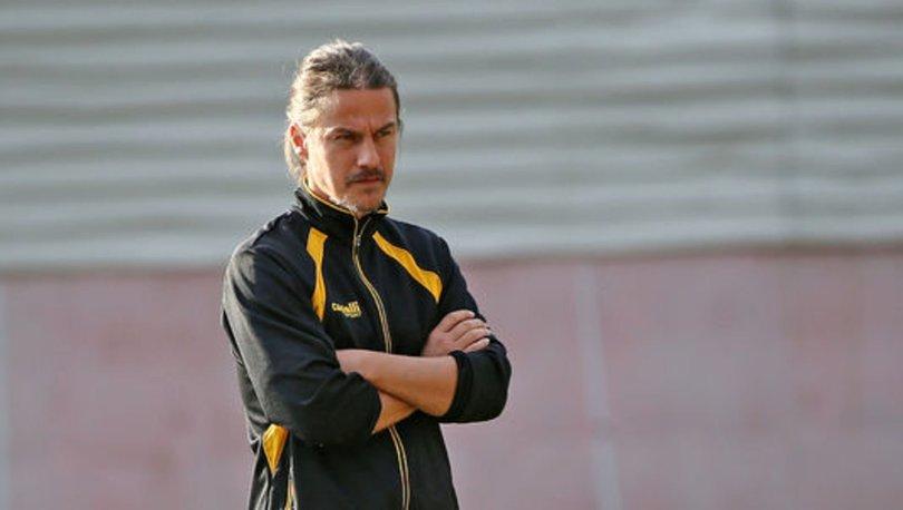 Adanaspor Teknik Direktörü Ceylan: Mucize gerçekleştirmeyi umut ediyoruz