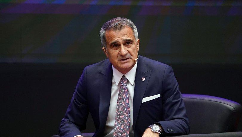 A Milli Takım Teknik Direktörü Şenol Güneş'ten 2022 Dünya Kupası kura ve grup yorumu