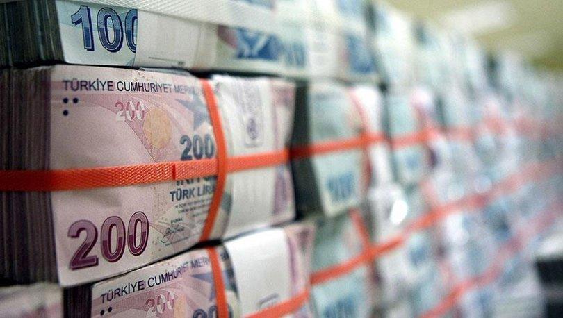 Hazine 3.3 milyar lira borçlandı