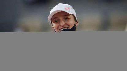 2020'nin en iyi kadın tenisçisi Kenin