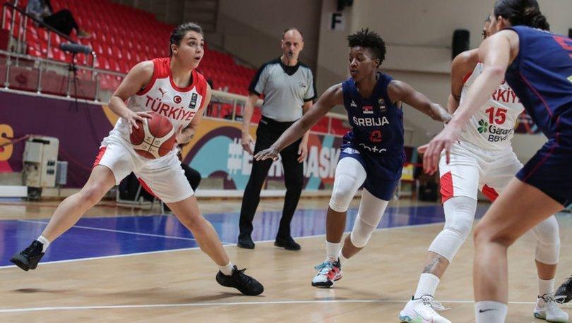 A Milli Kadın Basketbol Takımı, FIBA dünya sıralamasında 7. oldu