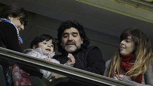 Son dakika spor haberleri: Diego Maradona'nın serveti işleri karıştırdı!