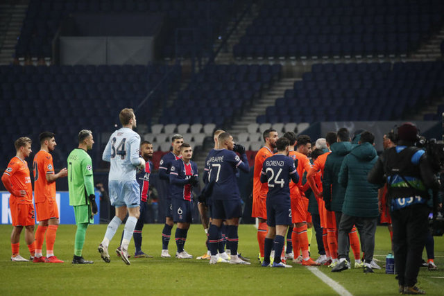 Son dakika! Irkçı hakem ilk kez konuştu - PSV Başakşehir maçı