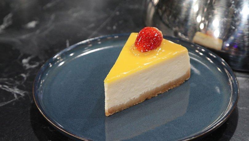 Cheesecake nasıl yapılır? MasterChef Cheesecake tarifi ve malzemeleri