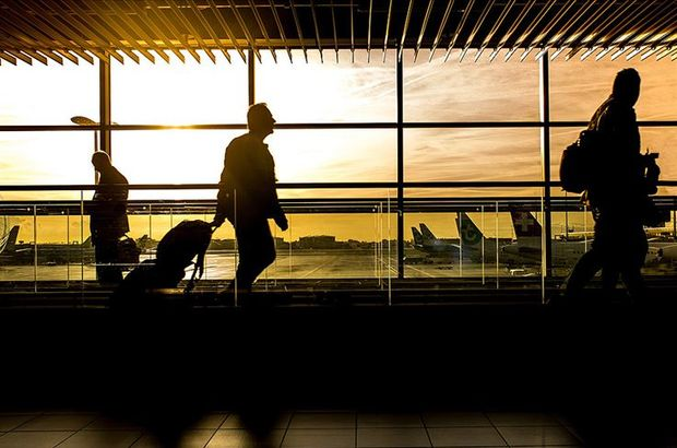 Uçaklarda yolcu ortalaması 98 oldu