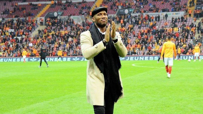 Drogba'dan ırkçılığa karşı duran Webo ve Demba Ba'ya teşekkür